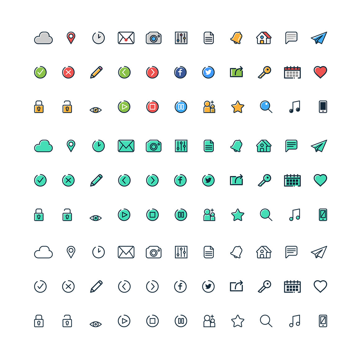 freesimplevectoricons2