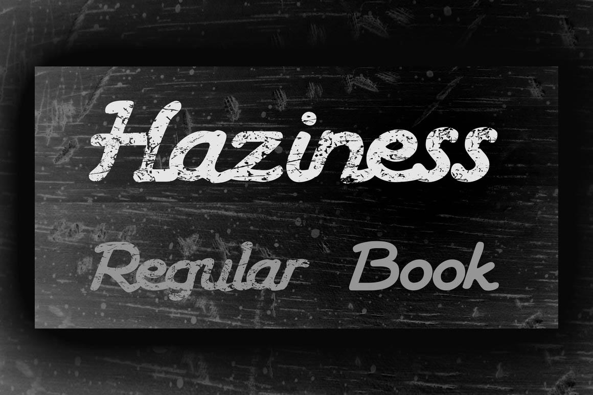 haziness-free-font-1