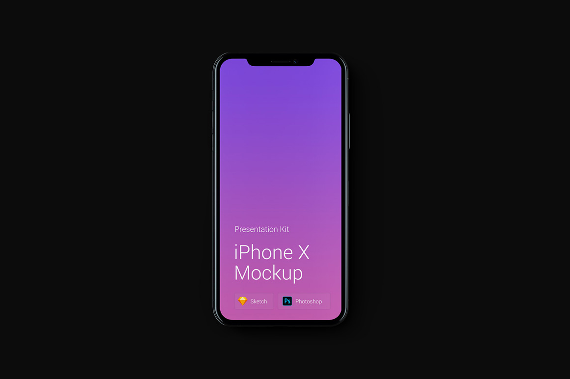 iPhoneXMockupChangeableColor1