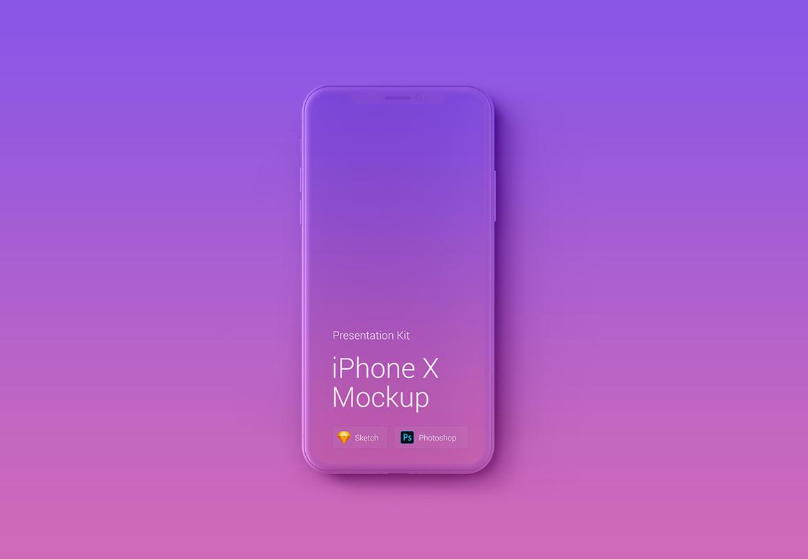 iPhoneXMockupChangeableColor2
