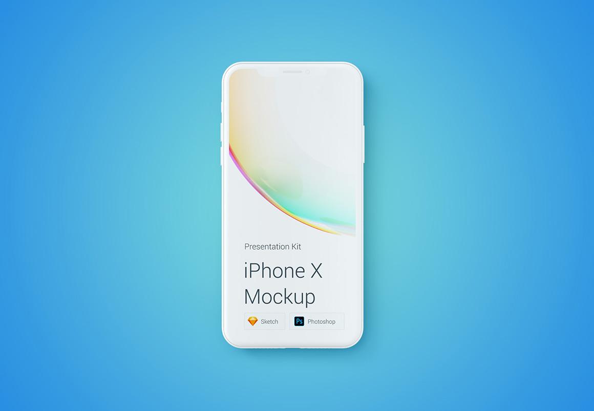 iPhoneXMockupChangeableColor3
