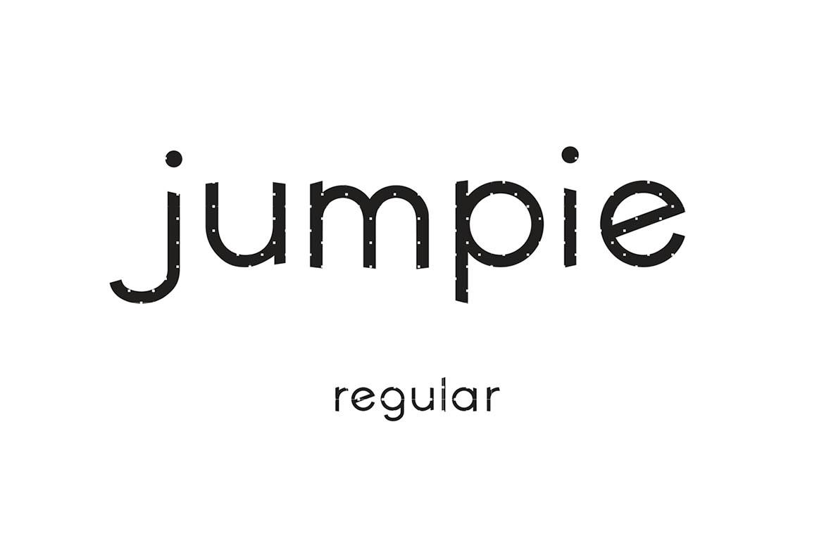 free font for logo