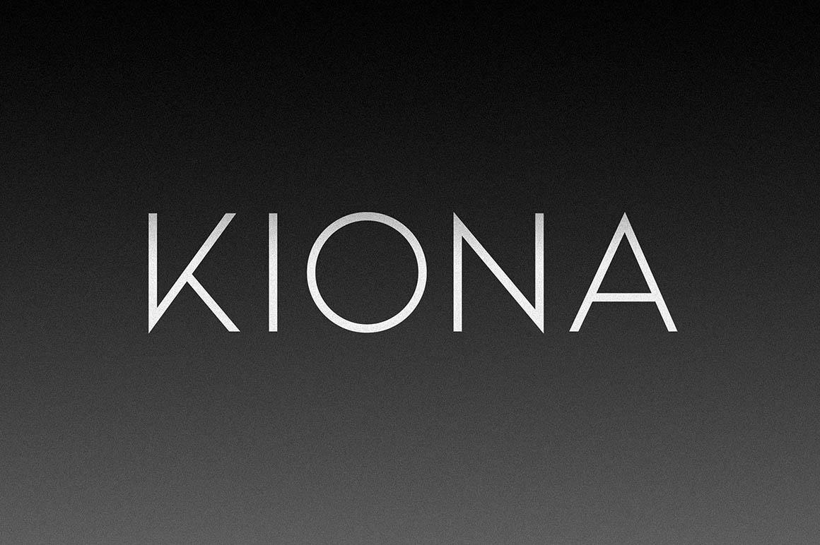 kiona-free-font-1