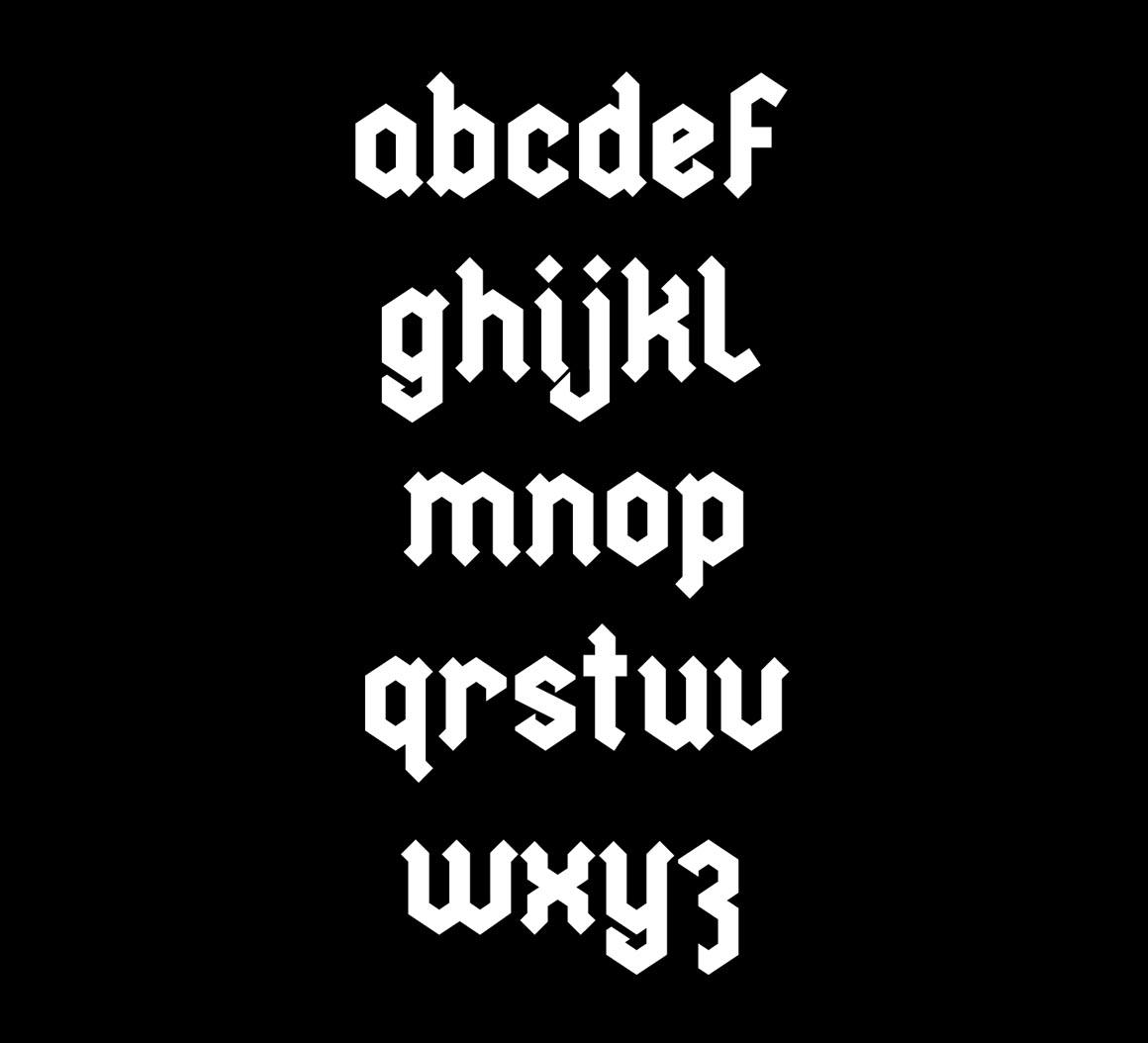 Metal Blackletter Free Font Dealjumbo Com Discounted