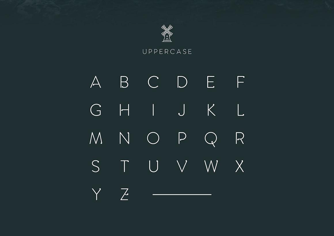 Amsdam - Free Modern Font - Dealjumbo.com — Discounted design ...