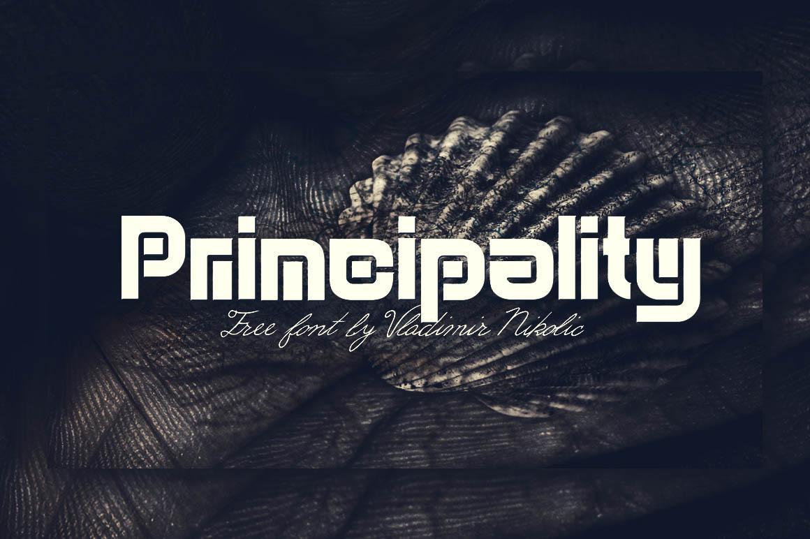 principality-free-font-1