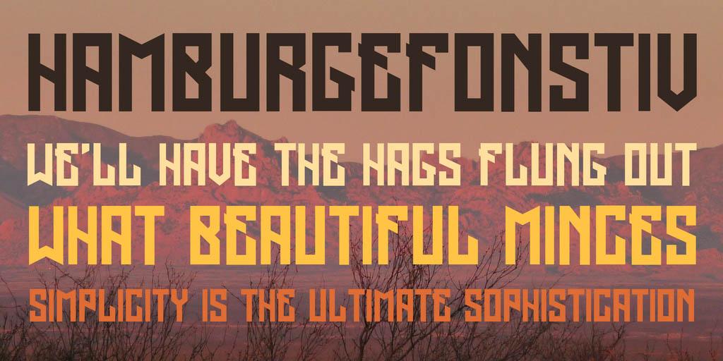 regensburg-free-font-3