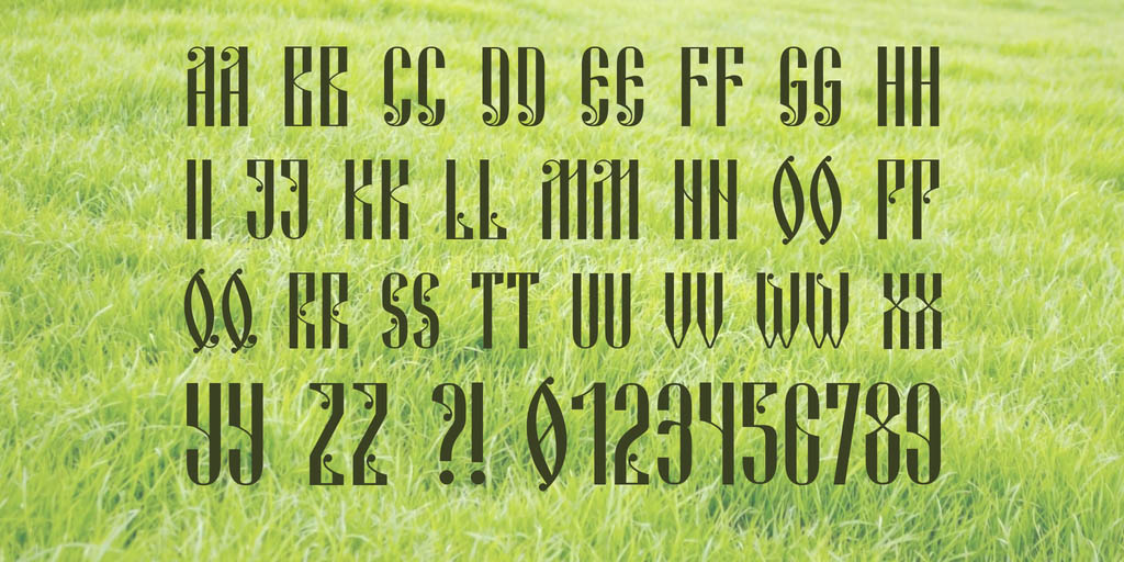 russian-land-free-font-2