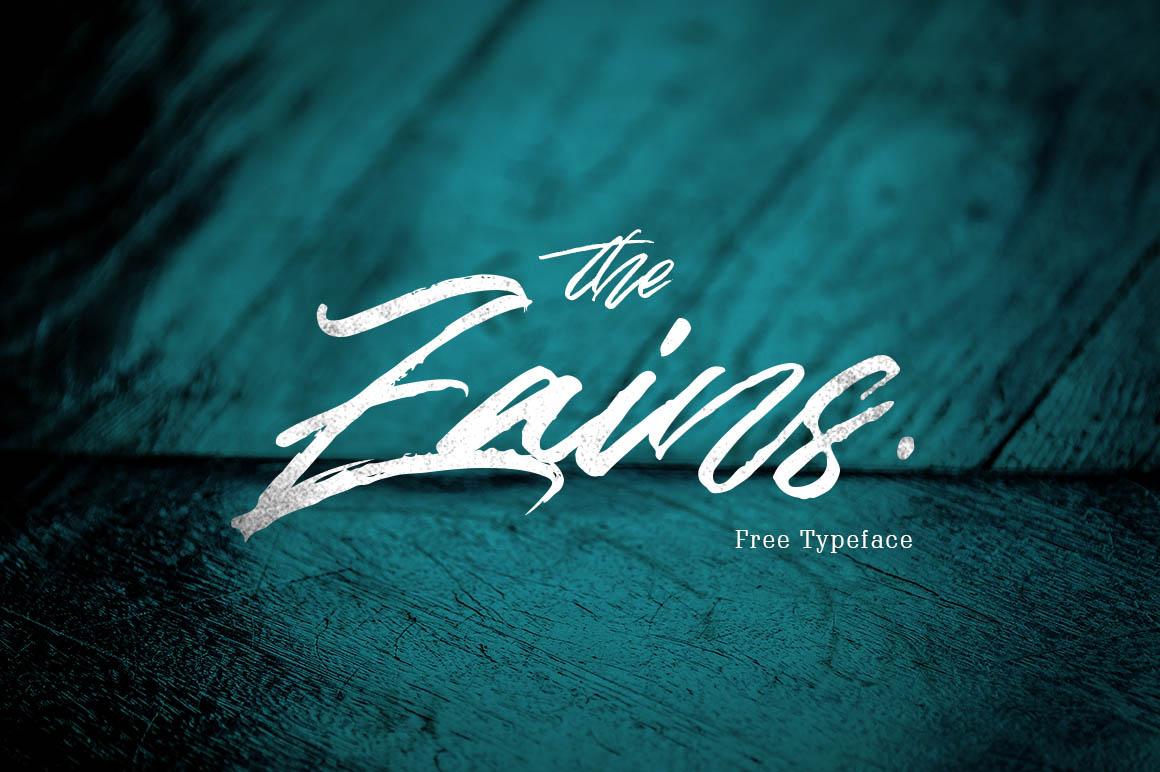 theZains-free-font-1