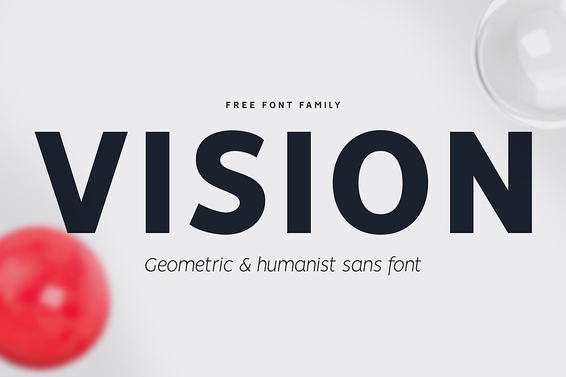 vision-free-font-1