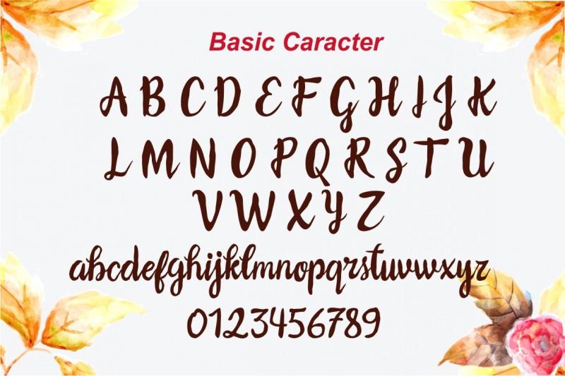gergiuos font 2