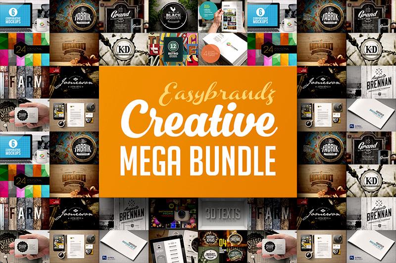 Easybrandz Creative Mega Bundle