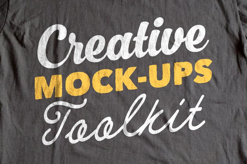 Creative Mock-ups Toolkit