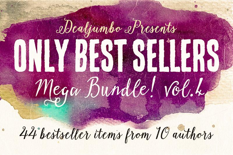 Only Best Sellers – Mega Bundle! vol.4