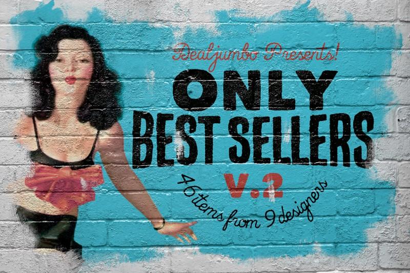 Only Best Sellers – Mega Bundle! vol.2
