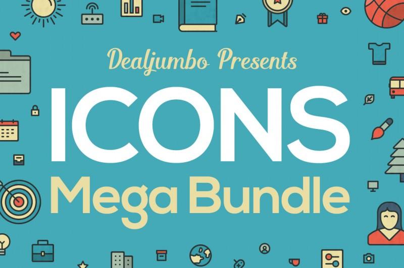 Icons Mega Bundle
