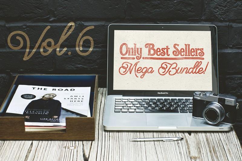 Only Best Sellers – Mega Bundle! vol.6
