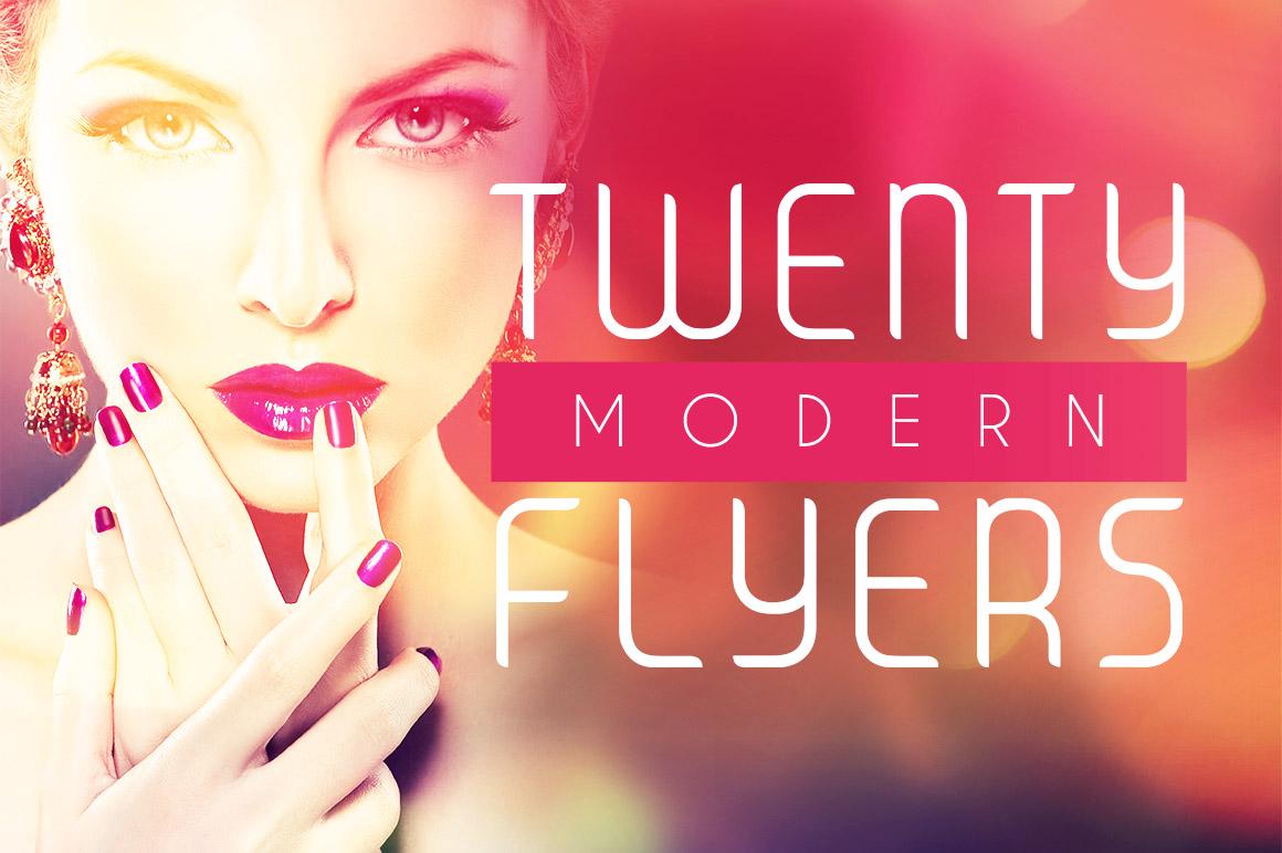 20 modern flyer templates dealjumbo com discounted design