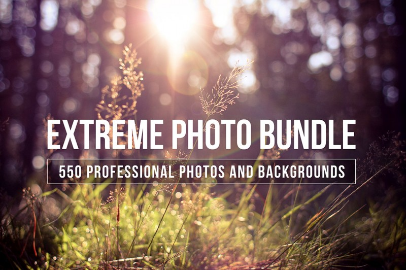 Extreme Photo Bundle