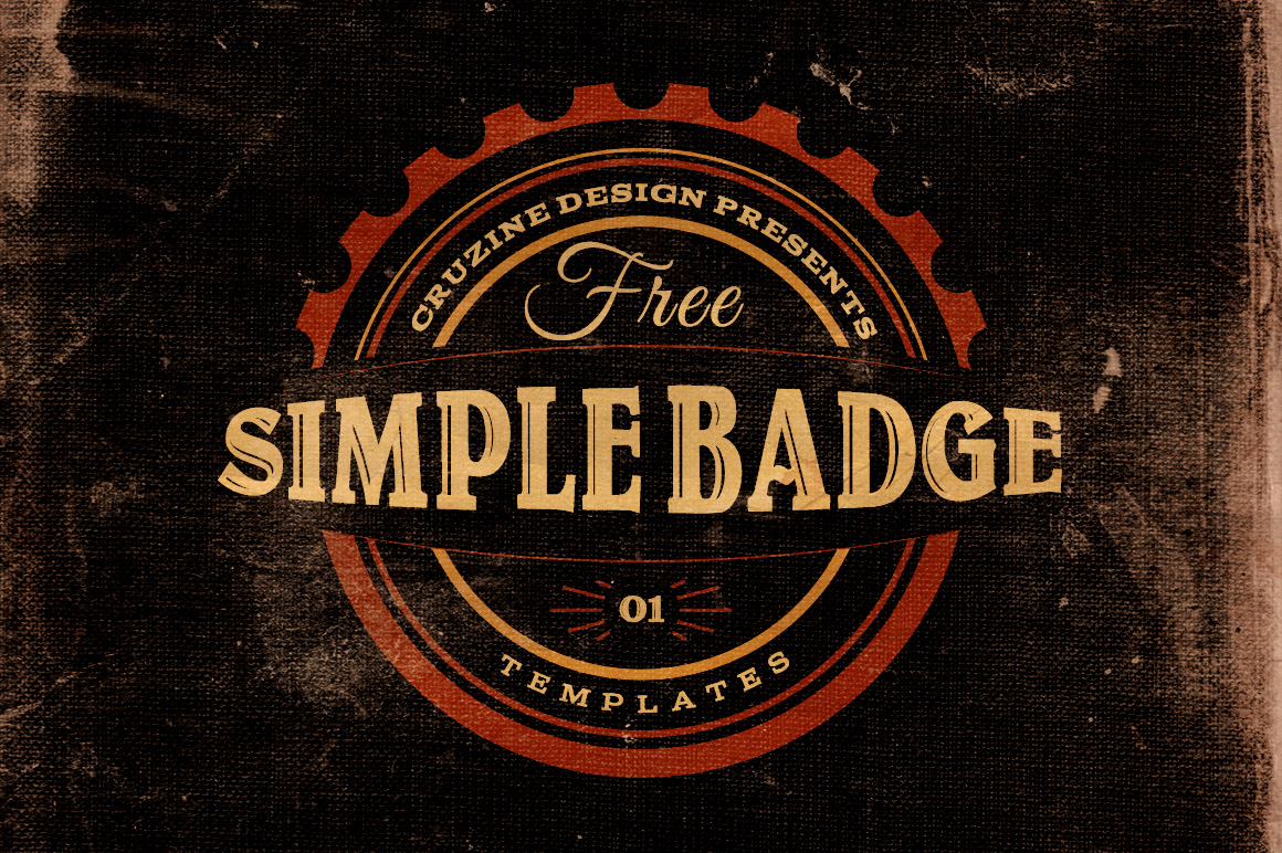 3 free simple badge templates v 1 dealjumbo com discounted
