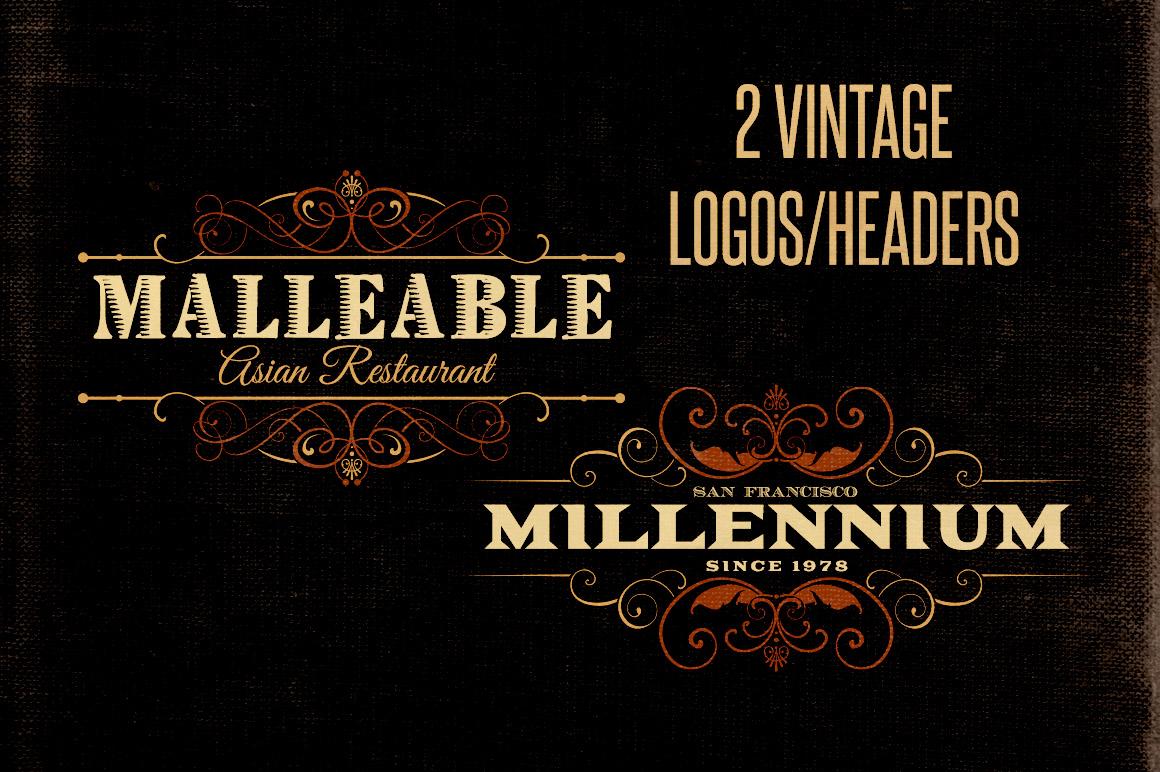 Free Vintage Logo Creator Kit Dealjumbo Com Discounted