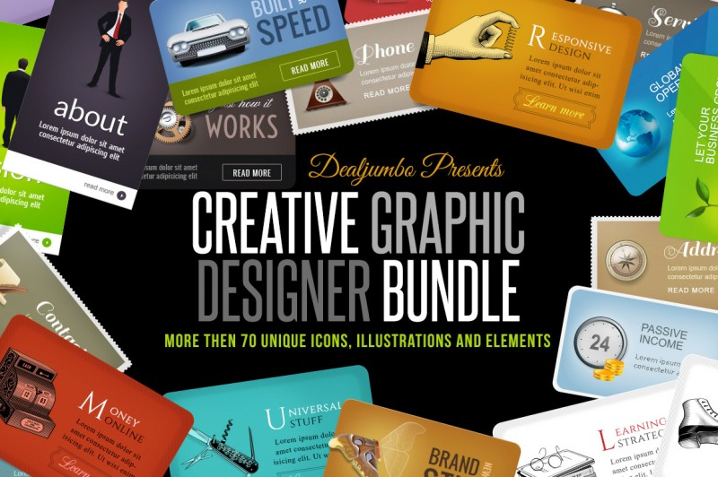 Creative Graphic Designer Bundle