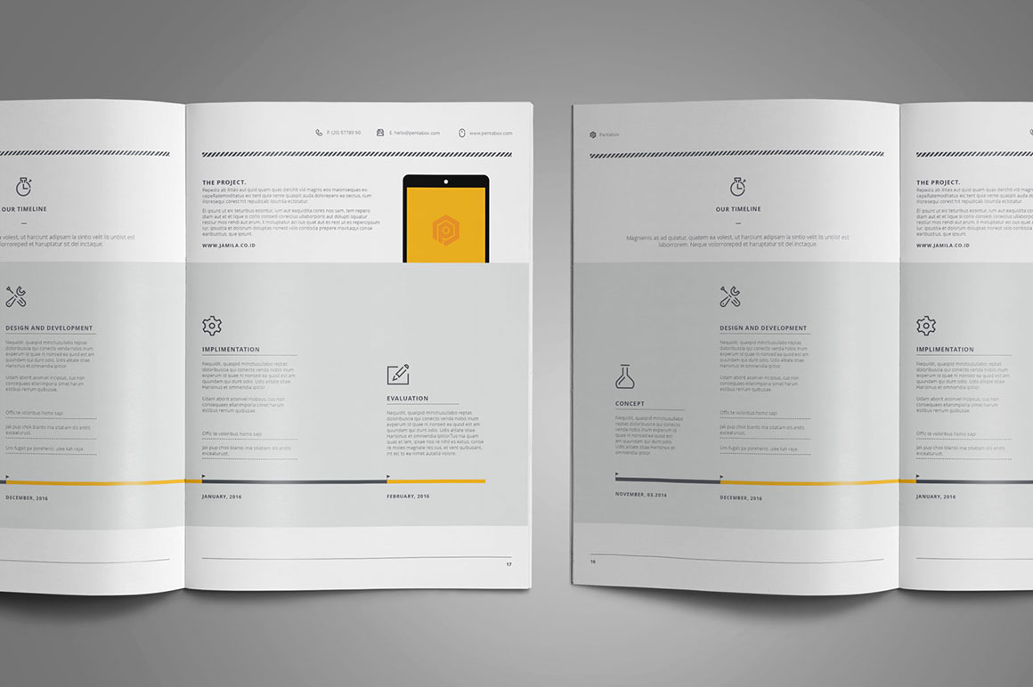 web design proposal Web design proposal by themedevisers this is a modern, professional and  multipurpose 24 page web design proposal template 24 pages.